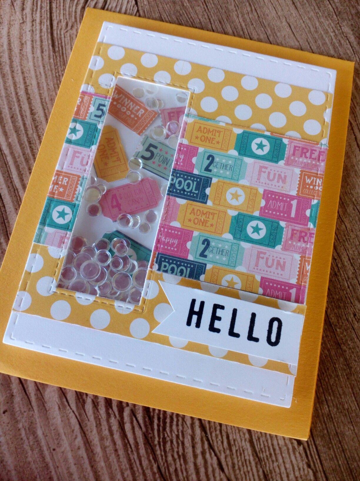 10 Cards 1 Kit Simon Says Stamp July Card Kit 2017 Summer Hello