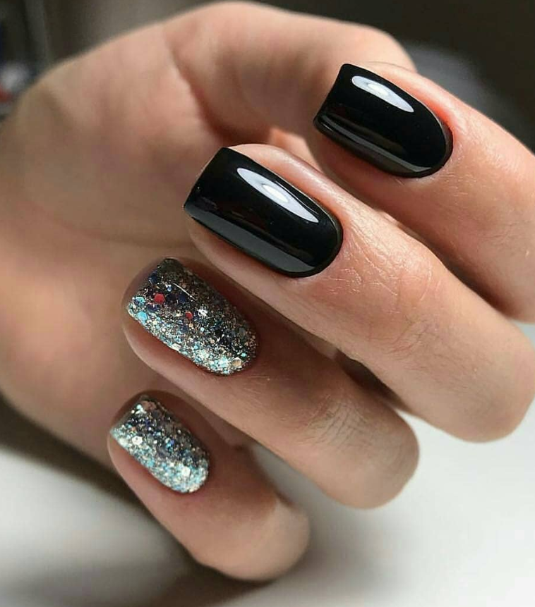100 Trendy Stunning Manicure Ideas For Short Acrylic Nails Design Short Acrylic Nails Designs Short Acrylic Nails Manicure