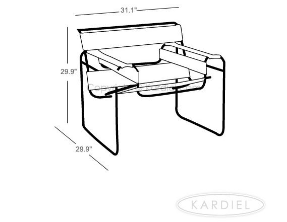 marcel breuer wassily chair sketches only pinterest wassily chair and marcel breuer. Black Bedroom Furniture Sets. Home Design Ideas