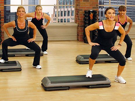 benefits of step aerobics for your health fitness