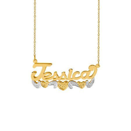 019f3af052715 Jewelry | Products | Name necklace, Gold, Sterling silver