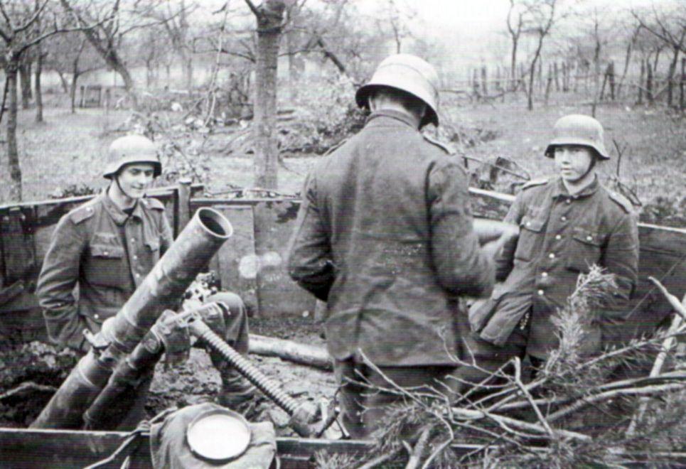 Hürtgenwald Schlacht