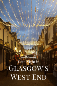 Glasgow West End Dating