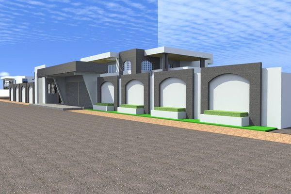 Projet de construction du0027une Villa a Lome au TOGO Architecture et - combien coute une maison en autoconstruction