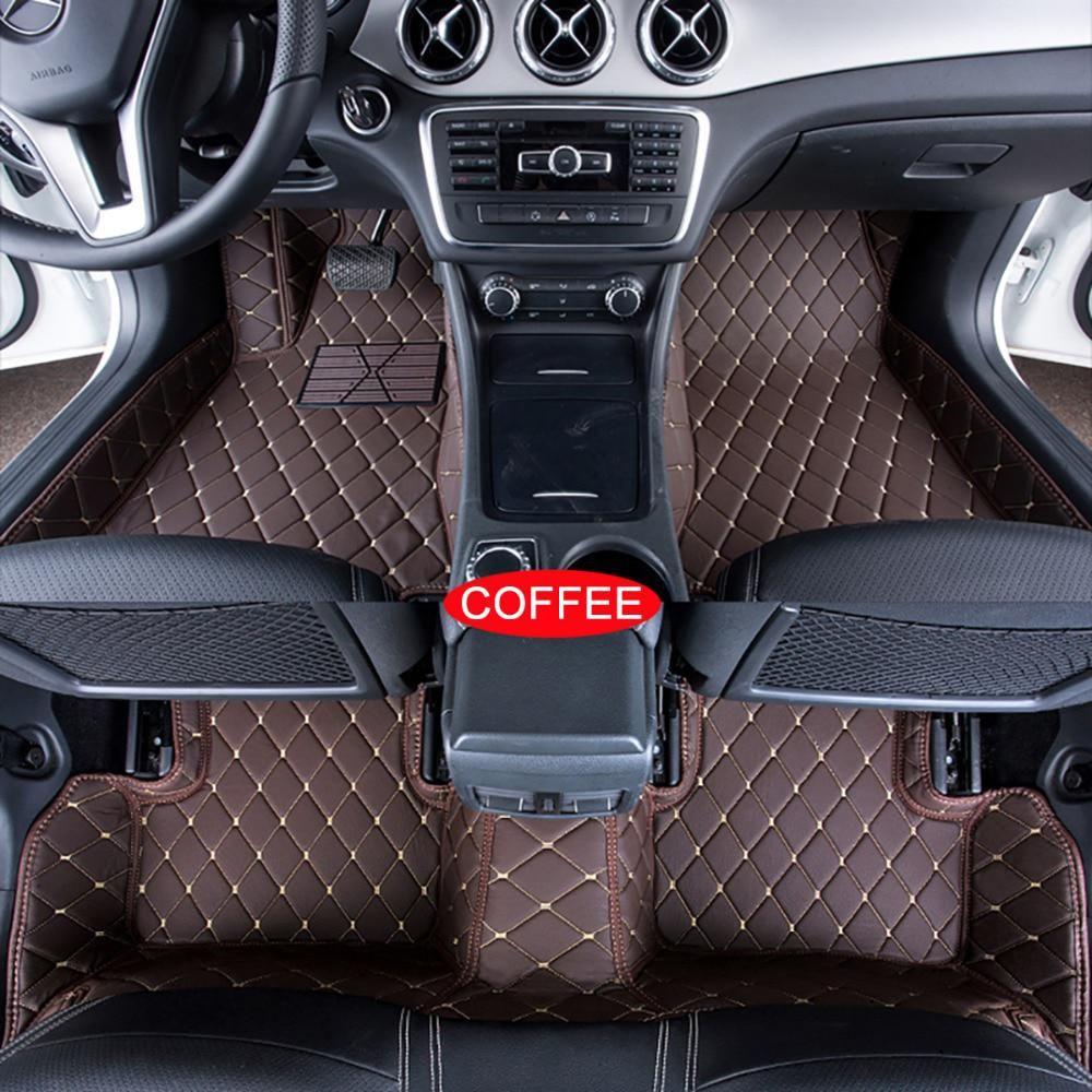 Car Floor Mats Case For Mitsubishi Lancer Ex Customized Auto 3d Carpets Custom Fit Foot Liner Mat Car Rugs Black R Car Floor Mats Car Accessories Volkswagen Cc