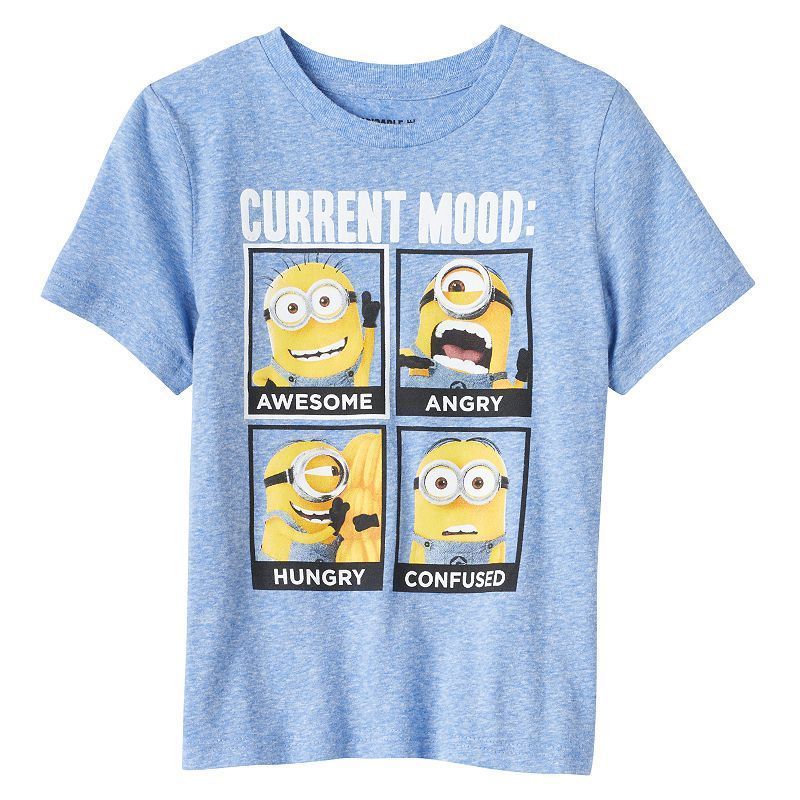 Despicable Me Awesome And I Know It Youth T-shirt