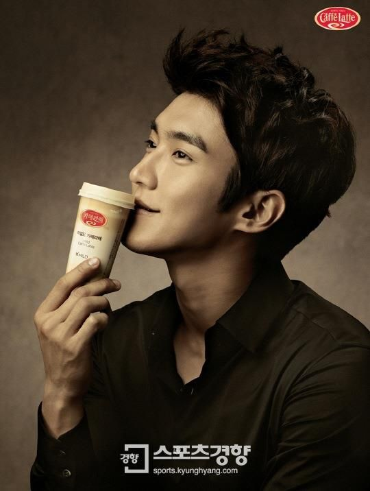 Siwon - caffé latté