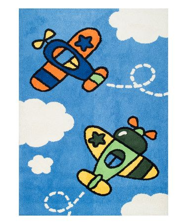 Look What I Found On Zulily Sky Blue Jimbo Rug