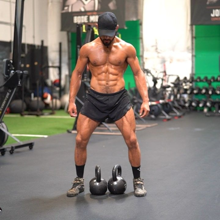20 Minute Double Kettlebell Workout: Pin By Brett Willhite On KB Flows