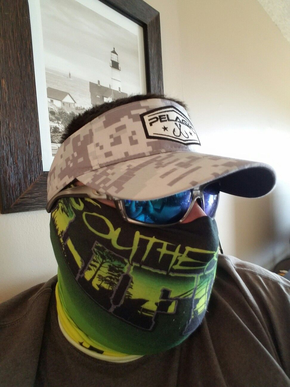 Ready for the water with a little #southernlife gear