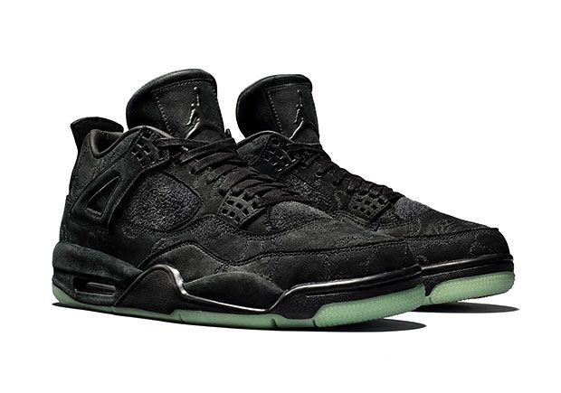 Kaws Jordan 4 Black How To Buy Air Jordans Jordan 4 Black