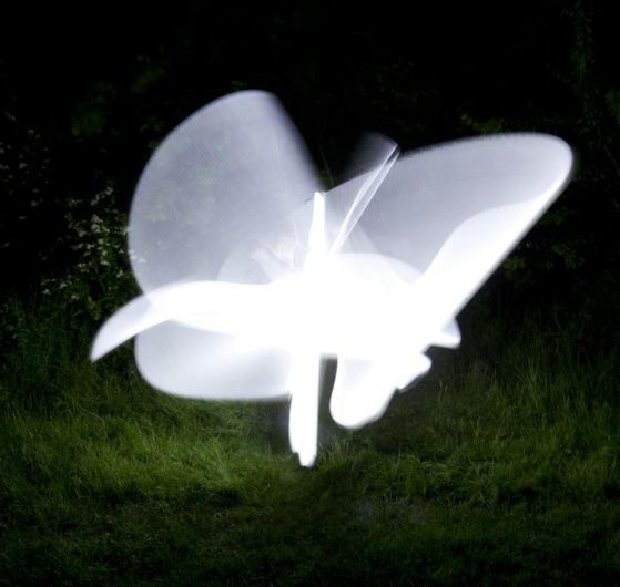 Painting with light...