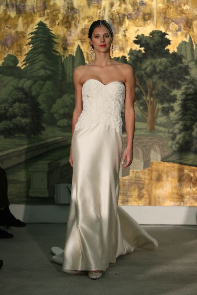 Anne Barge Spring 2014 Wedding Collection