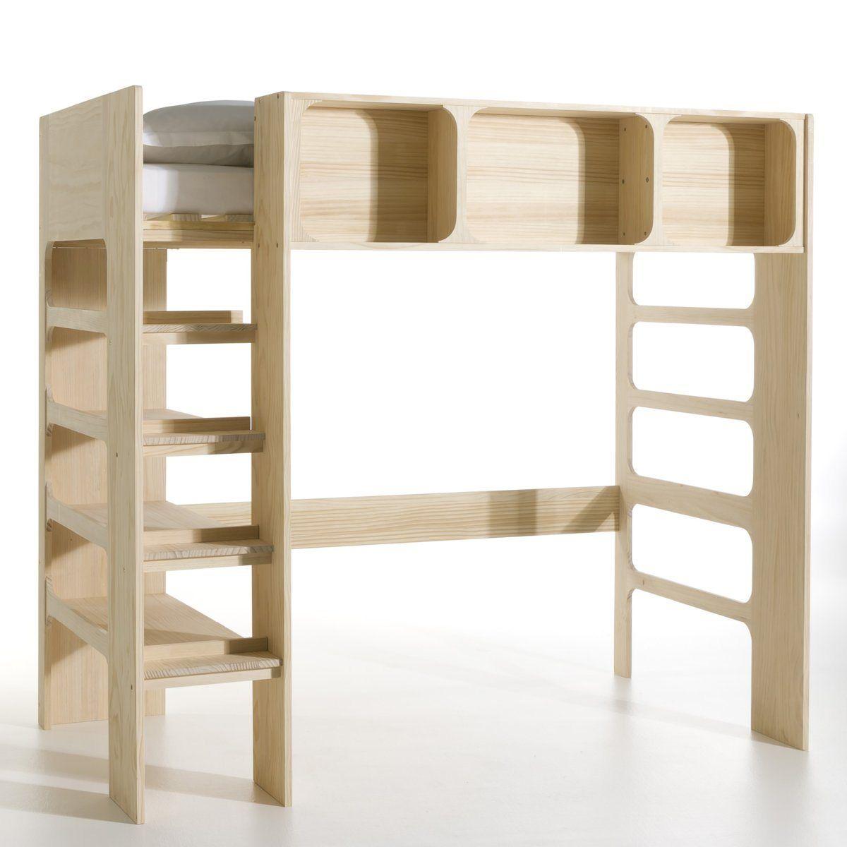 lit superpose ampm. Black Bedroom Furniture Sets. Home Design Ideas