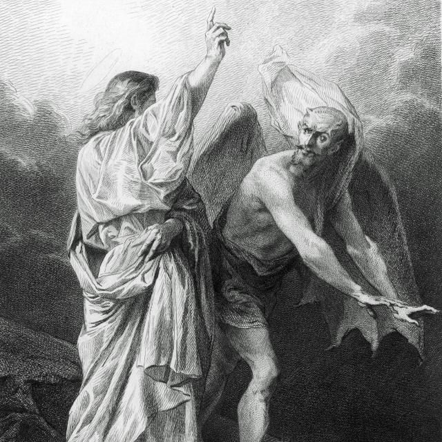 Lucifer Question: Learn To Battle Temptation Like Jesus Did In The