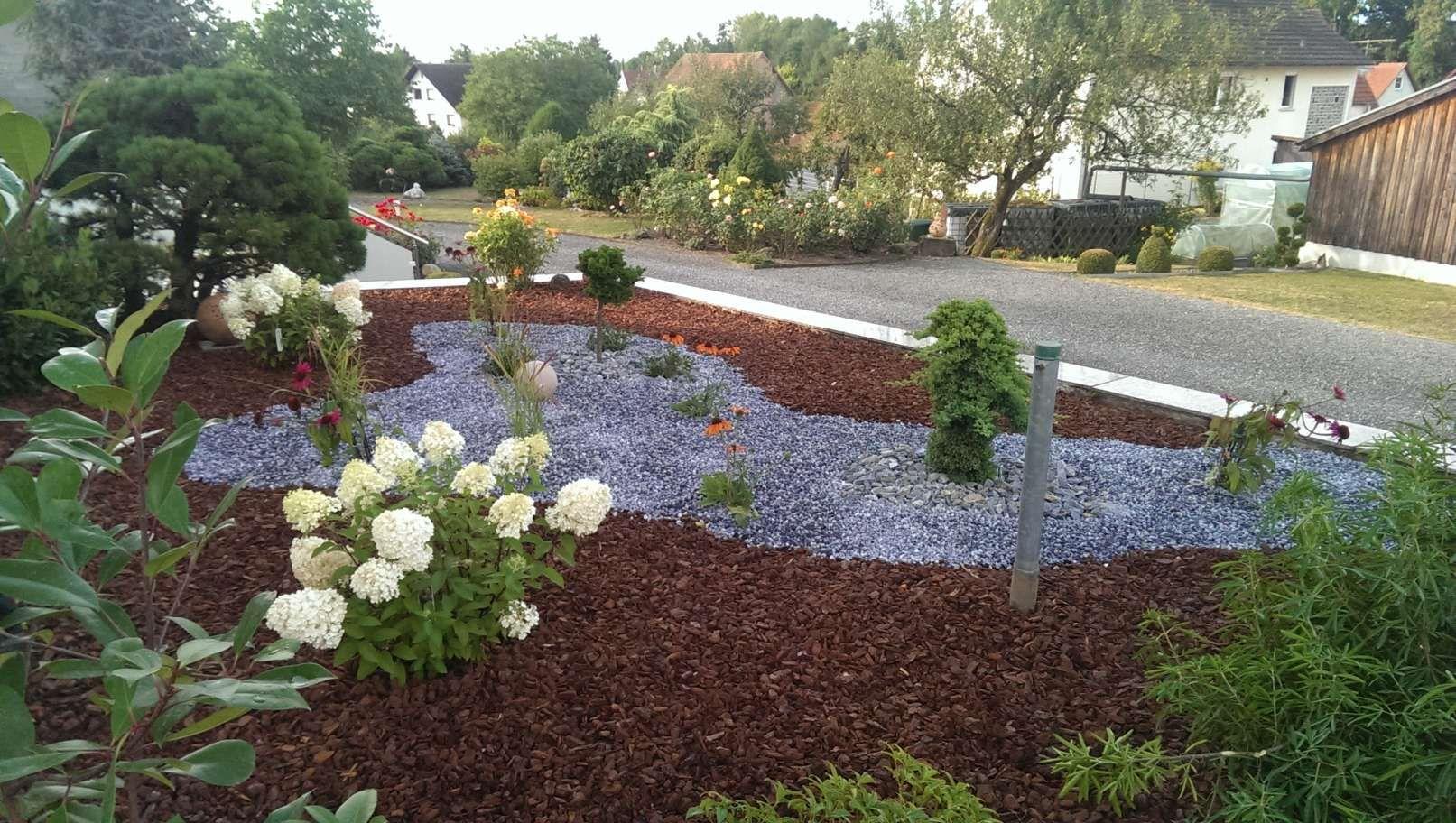10 Gartengestaltung Mit Pinienrinde In 2020 Garten Gartengestaltung Zen Garten