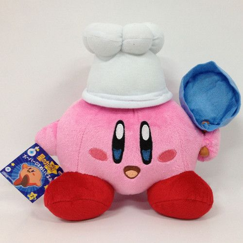 Kirby Super Star Character Plush Soft Toy Doll Stuffed Animal Teddy
