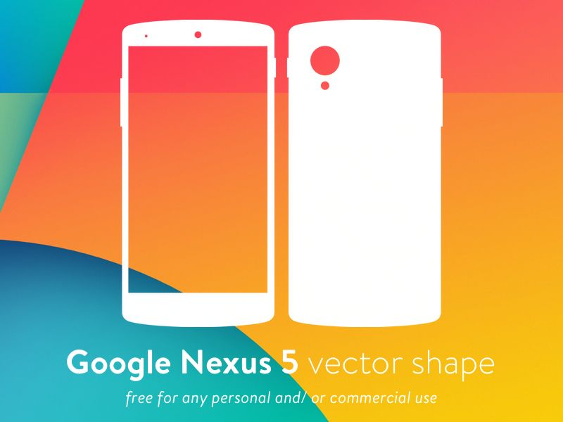 Nexus 5 Vector Shape Svg Freebie Vector Shapes Diy Iphone Case