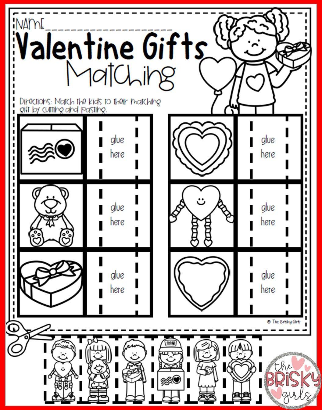 Valentine Activities For Kids Valentine Activities Preschool Valentine Activities Val Valentines Day Activities Kindergarten Valentines Valentine Activities [ 1344 x 1056 Pixel ]