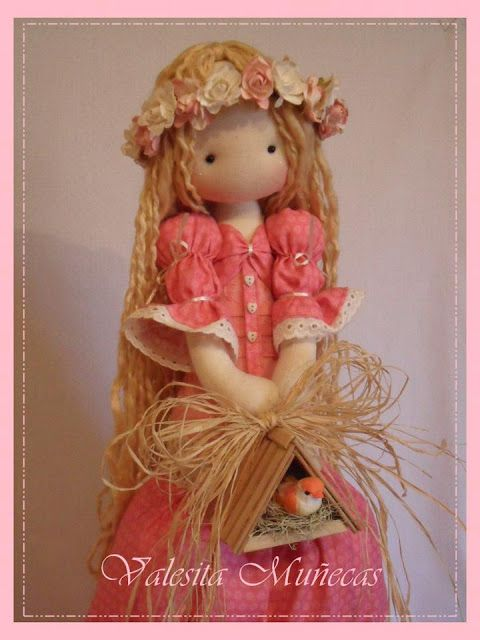 Valesita Muñecas.  My daughter has started her own collection.