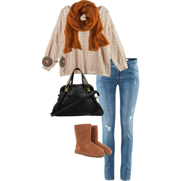 """fall outfit"" by jennaleighgreen on Polyvore"