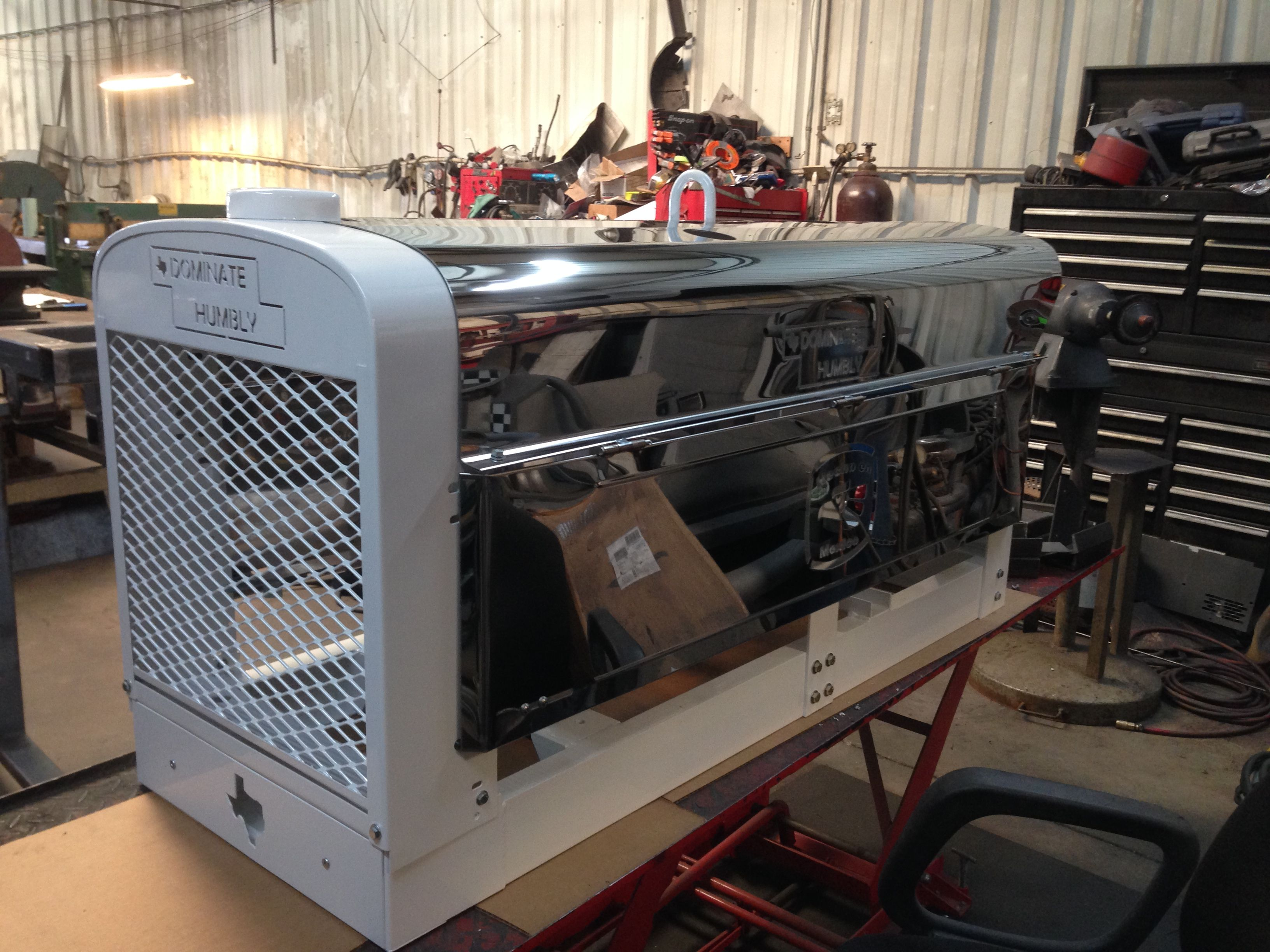 10 Chopped 300he Chassis Welding Rigs Lincoln Welders Welding Beds