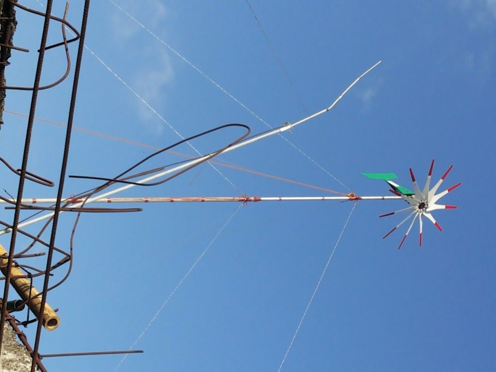 Missouri General Freedom Ii Wind Turbine Off Grid Solar