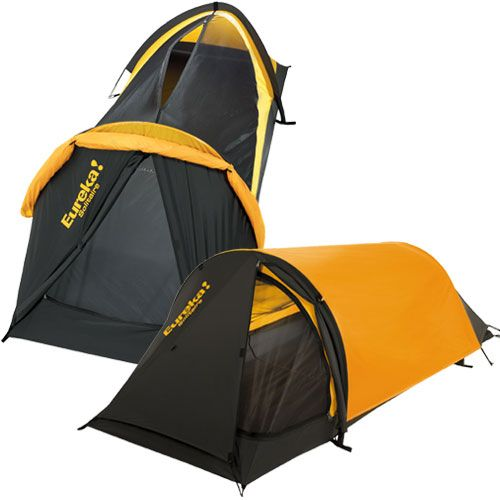 Eureka Solitaire 1P Tent Review | Family tent camping, Tent