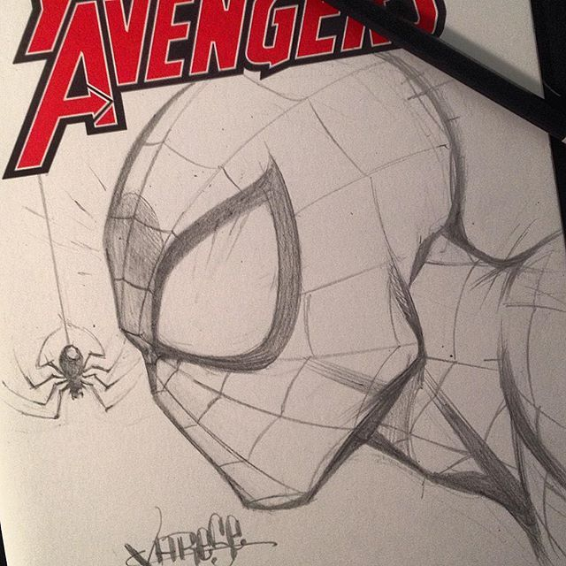 Spider Man Comic Spider Man By Jose Varese Visit To Grab An