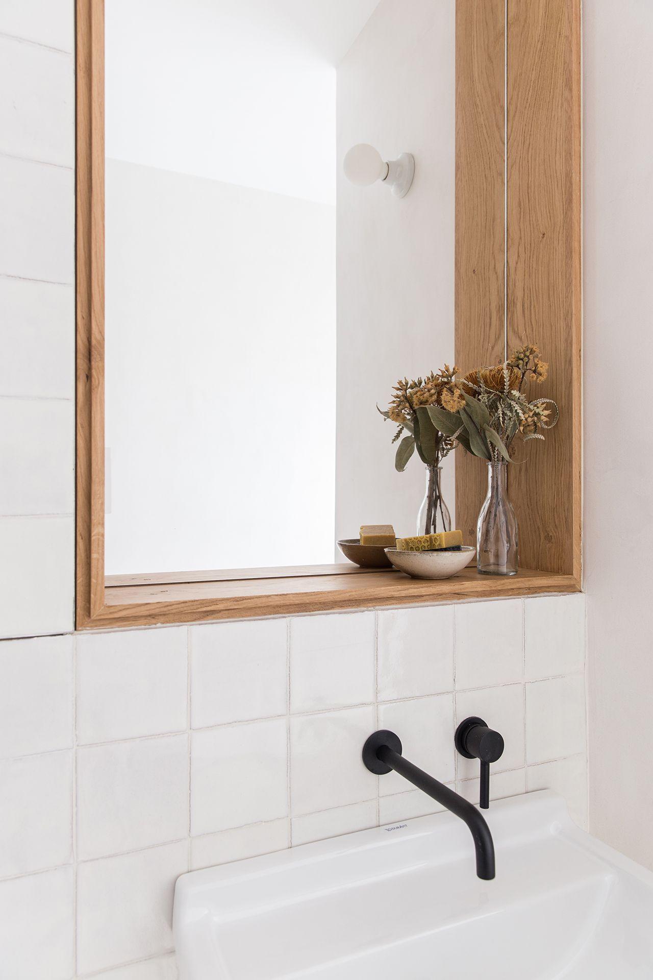 Casa B+V « Plantea Estudio   Decoracion cuartos de baño ...