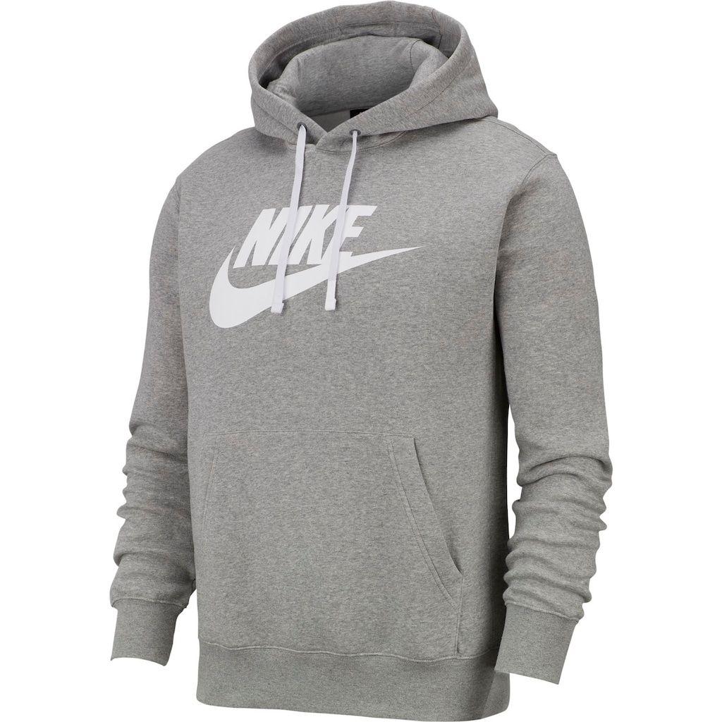 Big & Tall Nike Sportswear Club Fleece Graphic Pullover