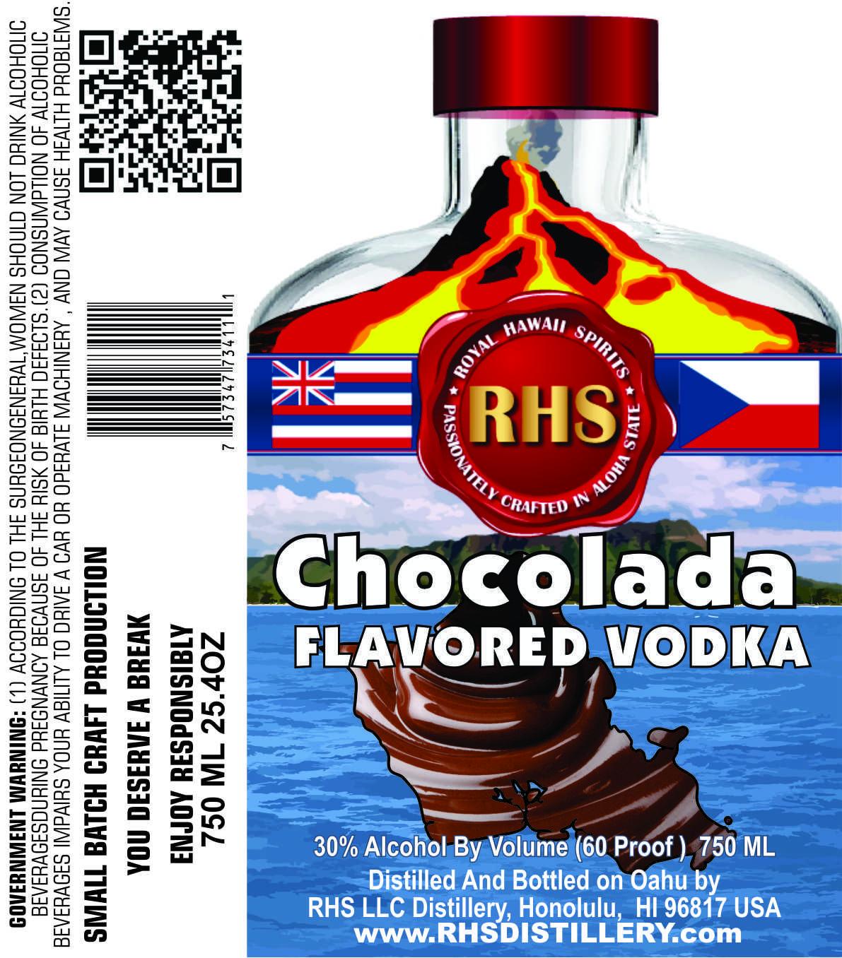 Chocolate Flavored Vodka By Liquid Lava Liquors Flavored Vodka Distillery Liquor
