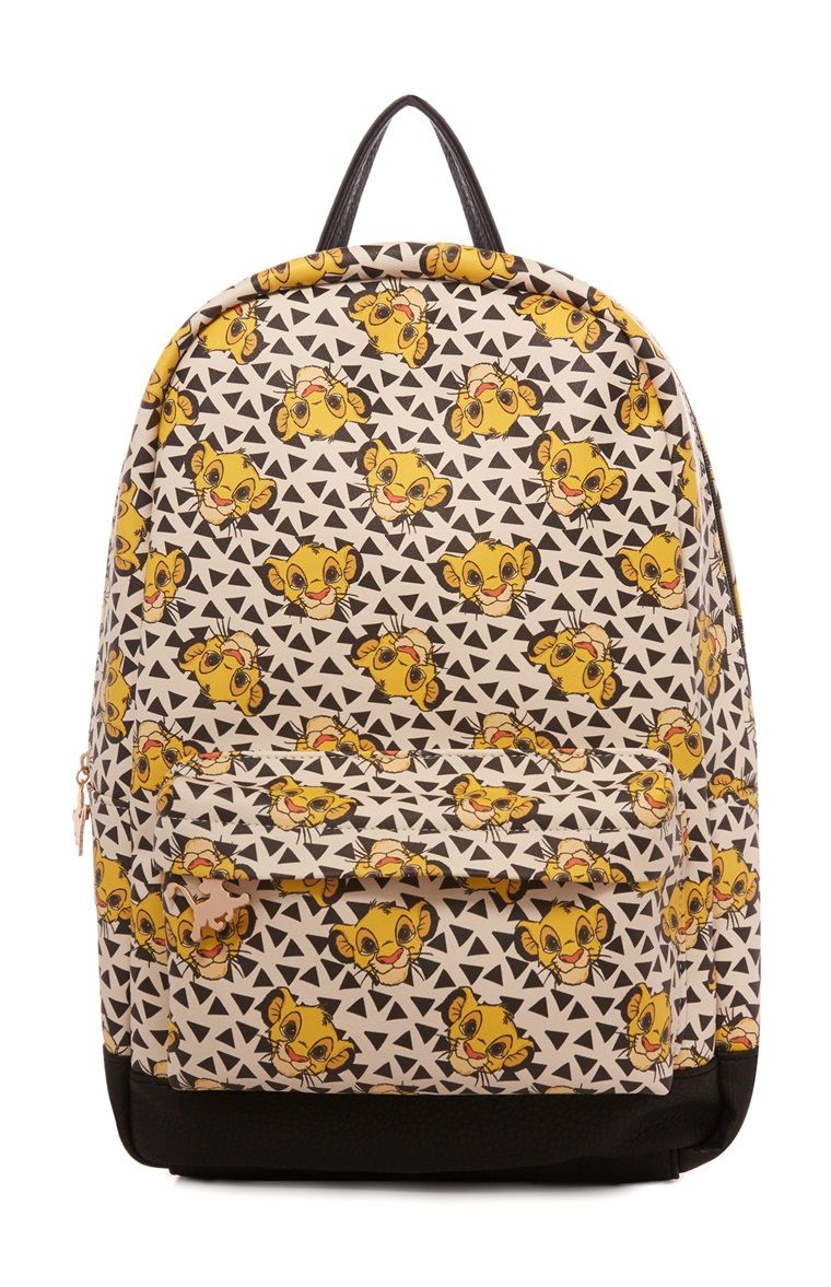 713d9aa05b7 Primark - Disney Lion King Backpack £10 😍