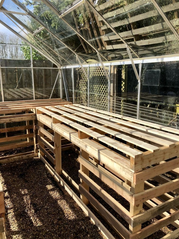 A Guide To A Greenhouse Room in Your House in 2020 Diy