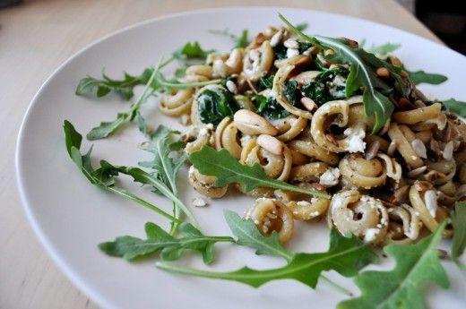 Spinach pasta. Pupulandia | Trendi