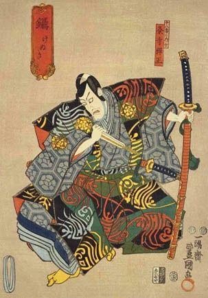 歌舞伎 鑷 亀甲文様