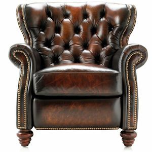 Tufted Leather Recliner  sc 1 st  Pinterest & Tufted Leather Recliner | New Home | Pinterest | Recliner Leather ... islam-shia.org