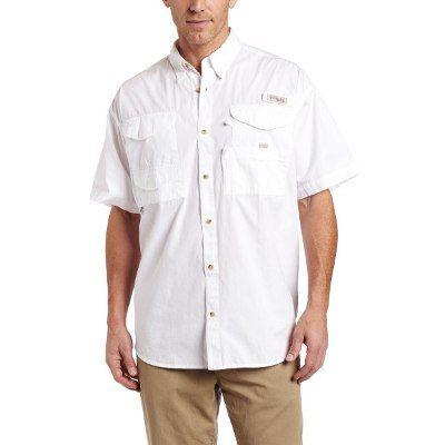 f16ec4c3ae49d Camisas Columbia Caballero Uniforme Manga Corta - Bs. 8.699