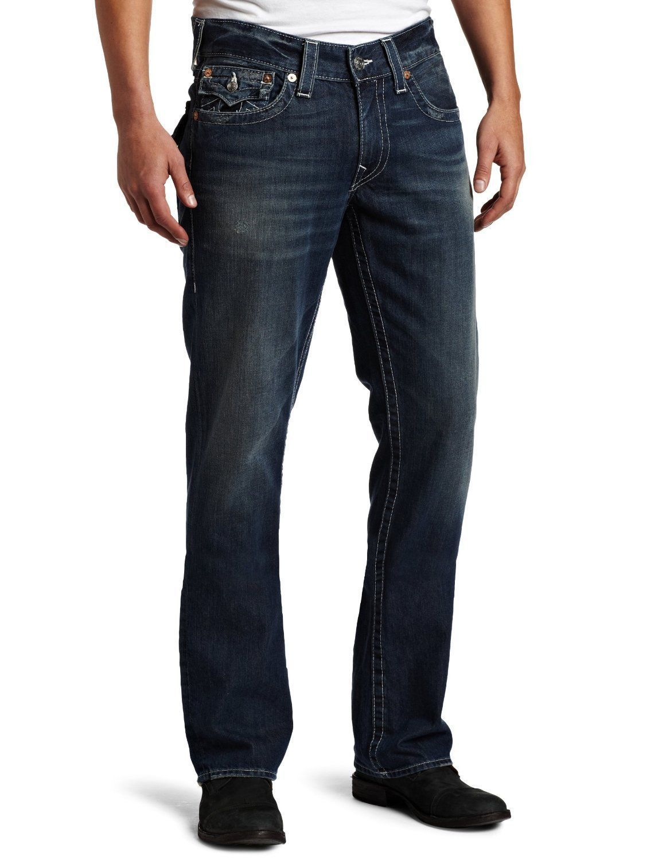 40bcb3672 True Religion Jeans (Men s Pre-owned Ricky Style Designer Denim Jean Pants)