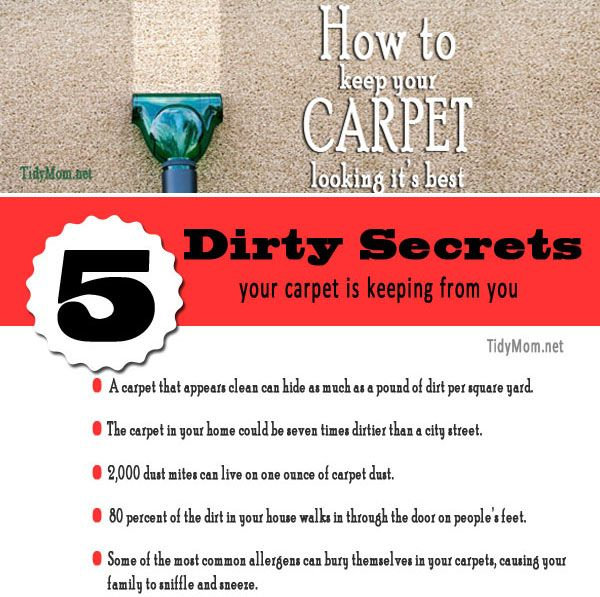 How To Keep Carpet Clean And Looking Its Best How To Clean Carpet Deep Cleaning Tips House Cleaning Tips
