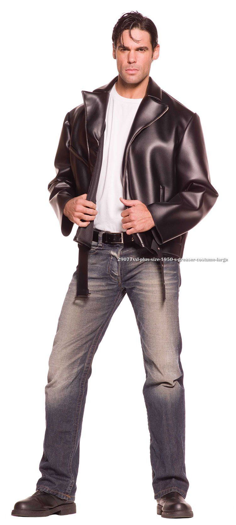 bd577226d Plus Size 1950's Greaser Costume,$41.22 | Costumes in 2019 | Greaser ...