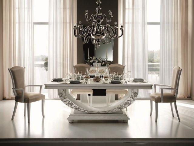 salle-manger-contemporaine-MIRÒ-Arredoclassic-table-classique