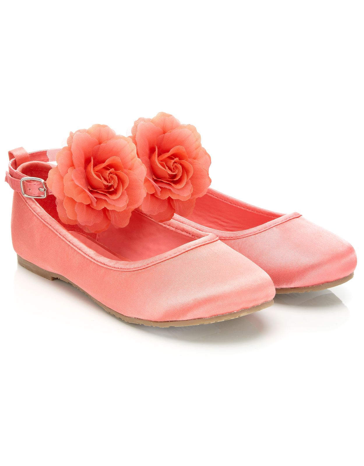Dream Wedding Monsoon Coral Shoes