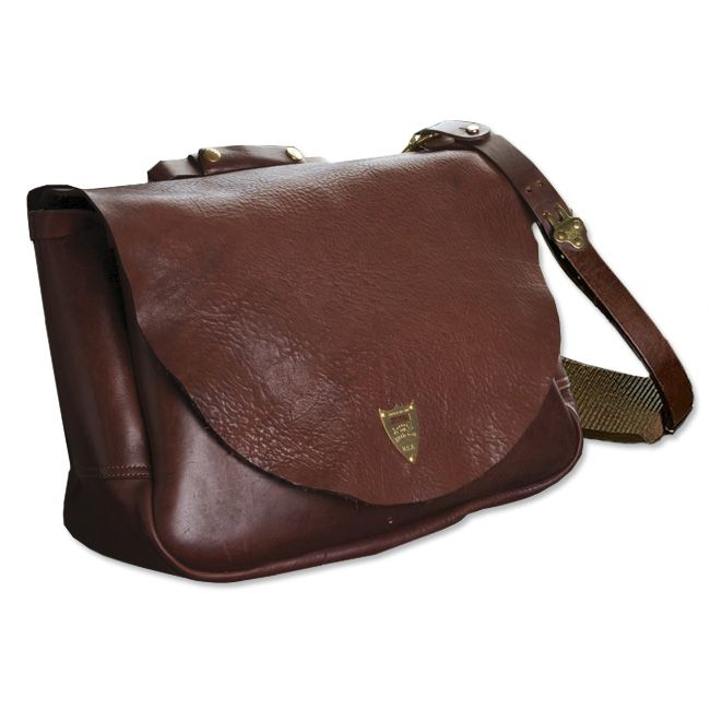 b436e2f84771b Just found this Leather Messenger Bag - American Steerhide Mailbag  Briefcase -- Orvis on Orvis.com!