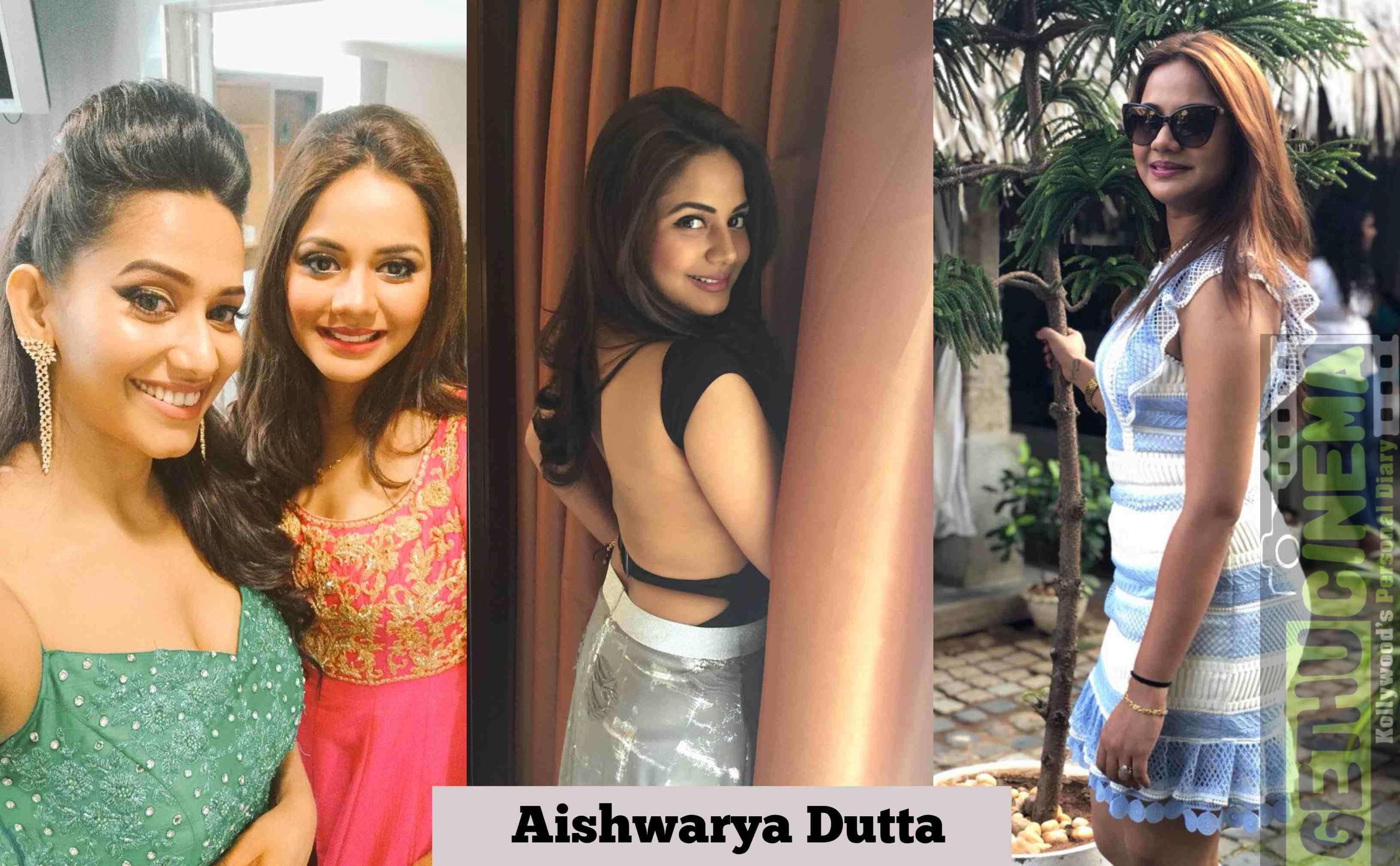Bigg Boss 2 Tamil Contestant Aishwarya Dutta Photoshoot & HD