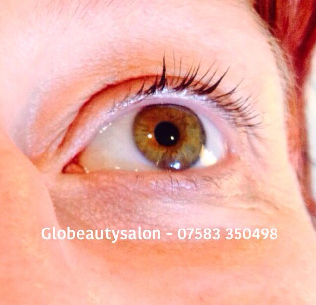 Lash lift at Glo beauty salon - £25 lasts up to 8 weeks