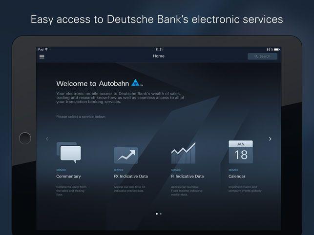 Pin on Deutsche Bank