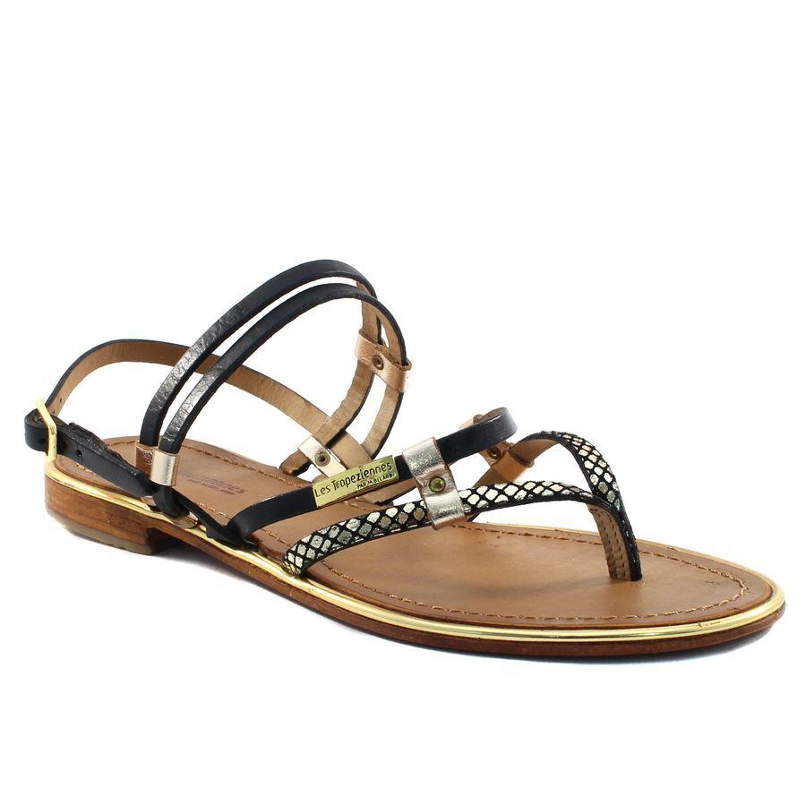 73dec01c2270 859A LES TROPEZIENNES CUMIN NOIR www.ouistiti.shoes le spécialiste internet   chaussures