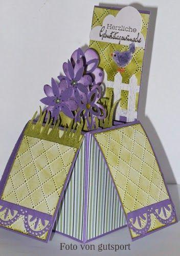 dagmar s sammelsurium card in a box zum geburtstag card in a box pop up box card box. Black Bedroom Furniture Sets. Home Design Ideas