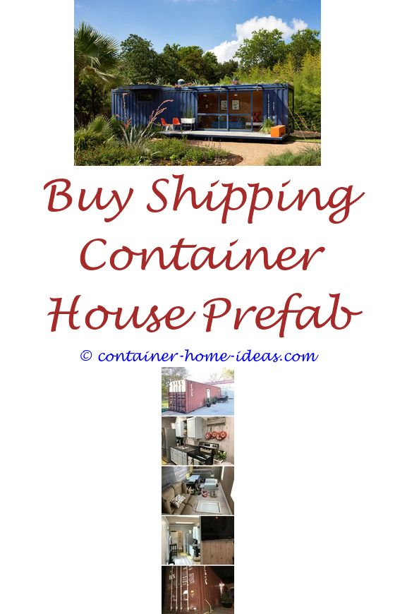 How To Turn A Shipping Container Into A House Container Home